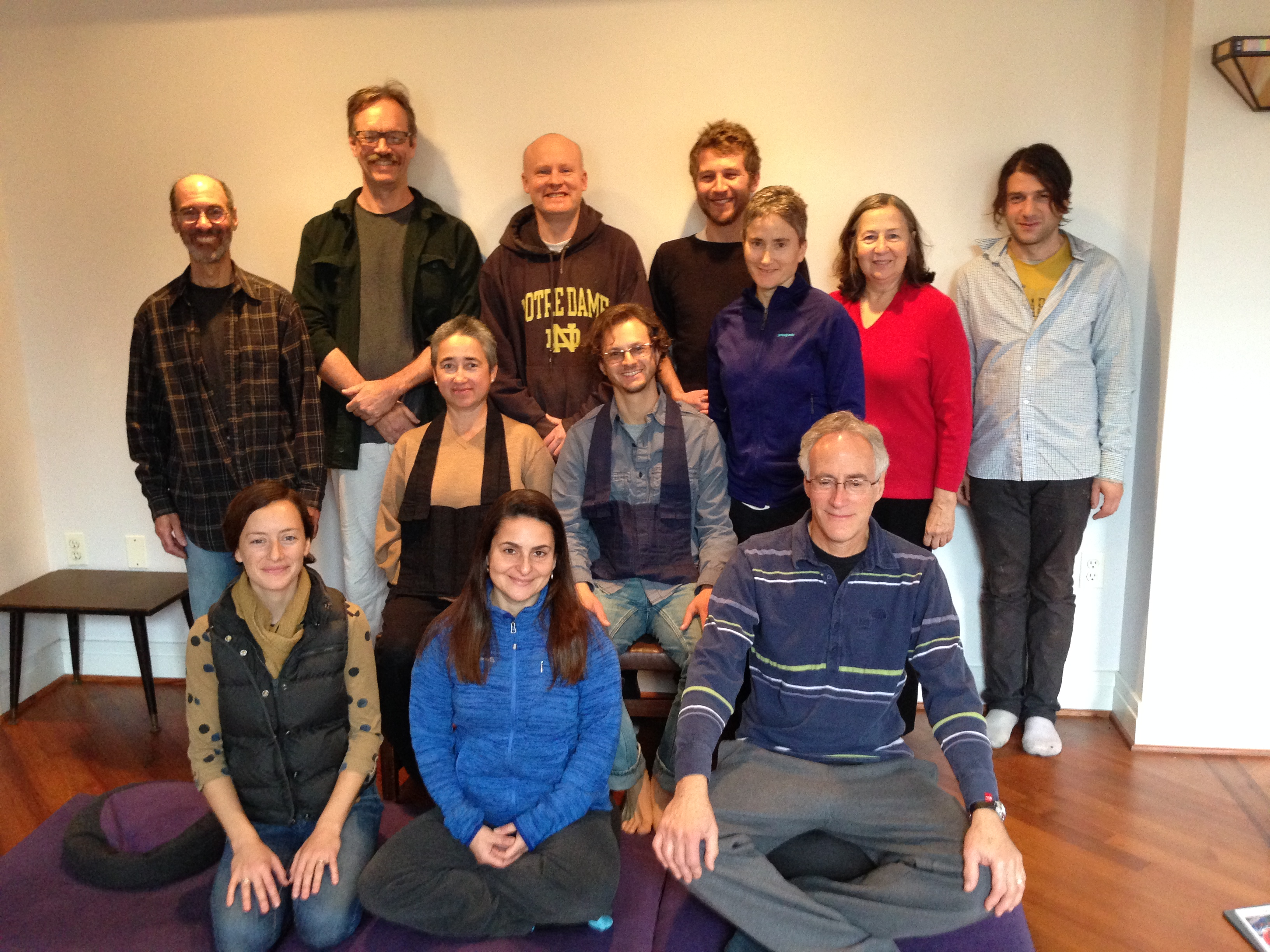 November 16th, 2013 All Beings Zen Sangha Half Day Retreat